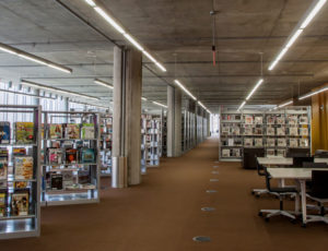 Des Moines Public Library - Central Branch - Photo from Google